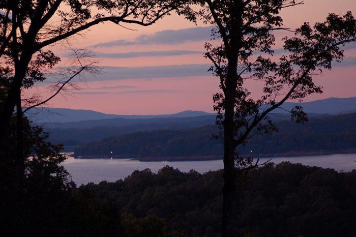 11. Lake Blue Ridge