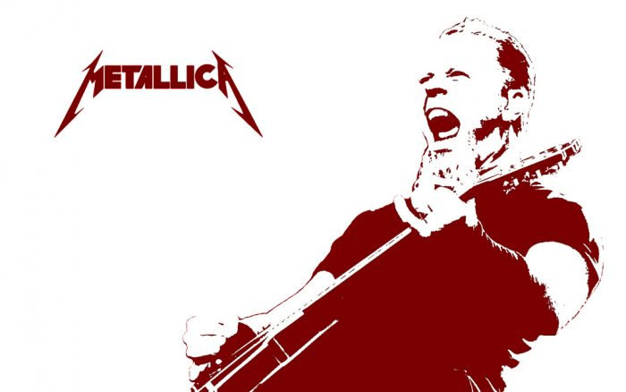 10. In 2009, Metallica performed under the name 'Volsung' at South By South West.