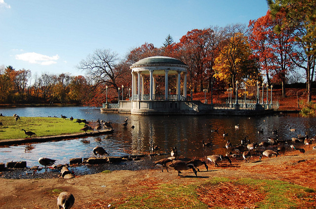 4. Roger Williams Park and Zoo, Providence