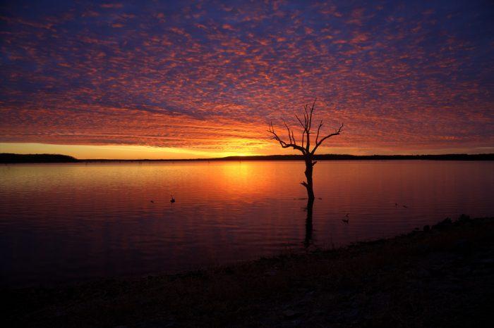11. ...sunsets...