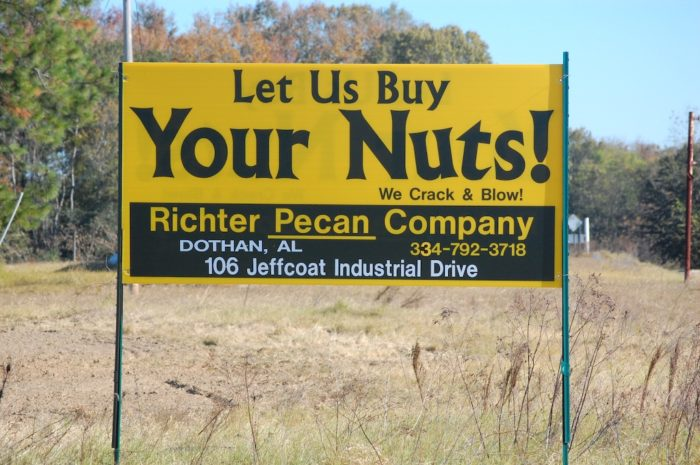 You say pecans and I say pe-can't.