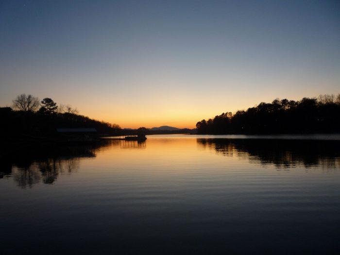 3. Lake Chatuge