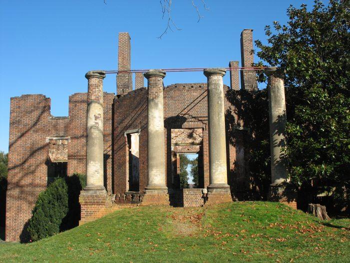7. Barboursville Ruins