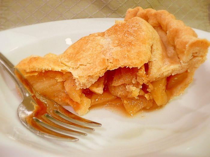 4.  Apple Pie