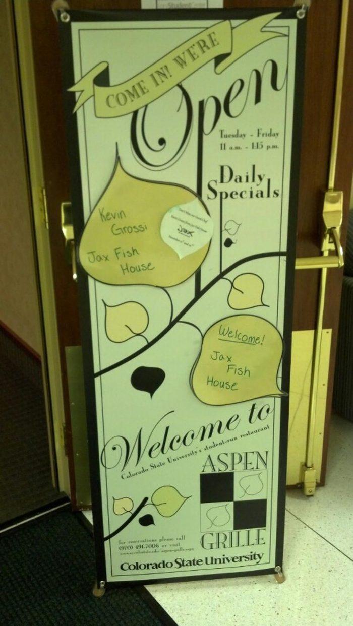 9. Aspen Grille (Fort Collins)