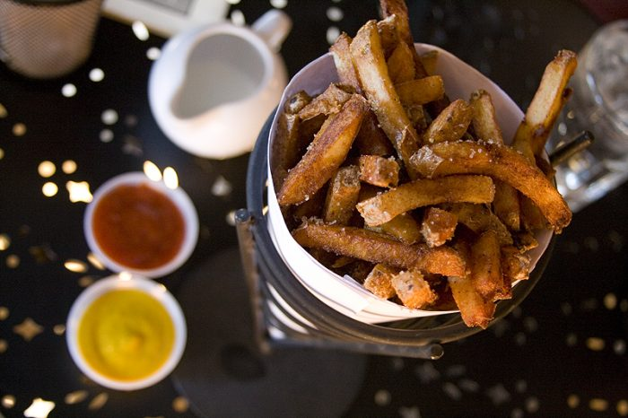 1.  Truffle Fries