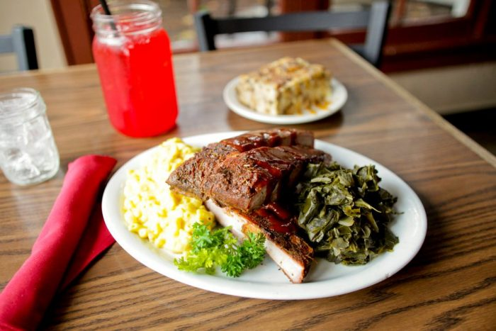 12. Papa's Soul Food Kitchen and BBQ, Eugene