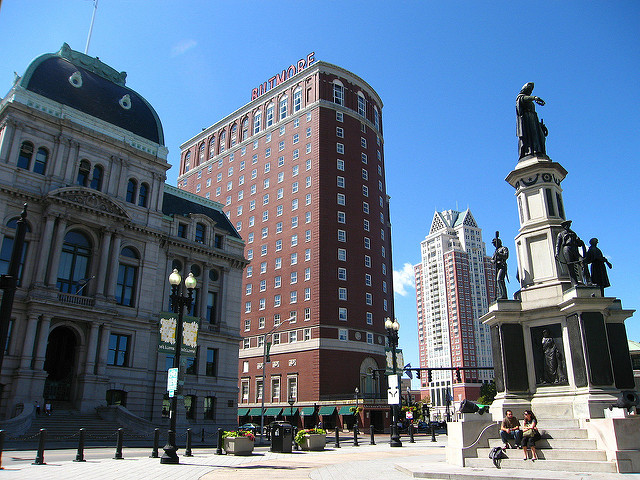 7. Downtown Providence