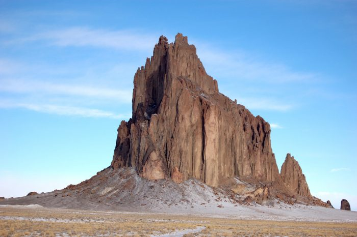 """3. The Navajo word for this is Tsé Bit'a'í, or """"winged rock,"""" but you probably know it as..."""