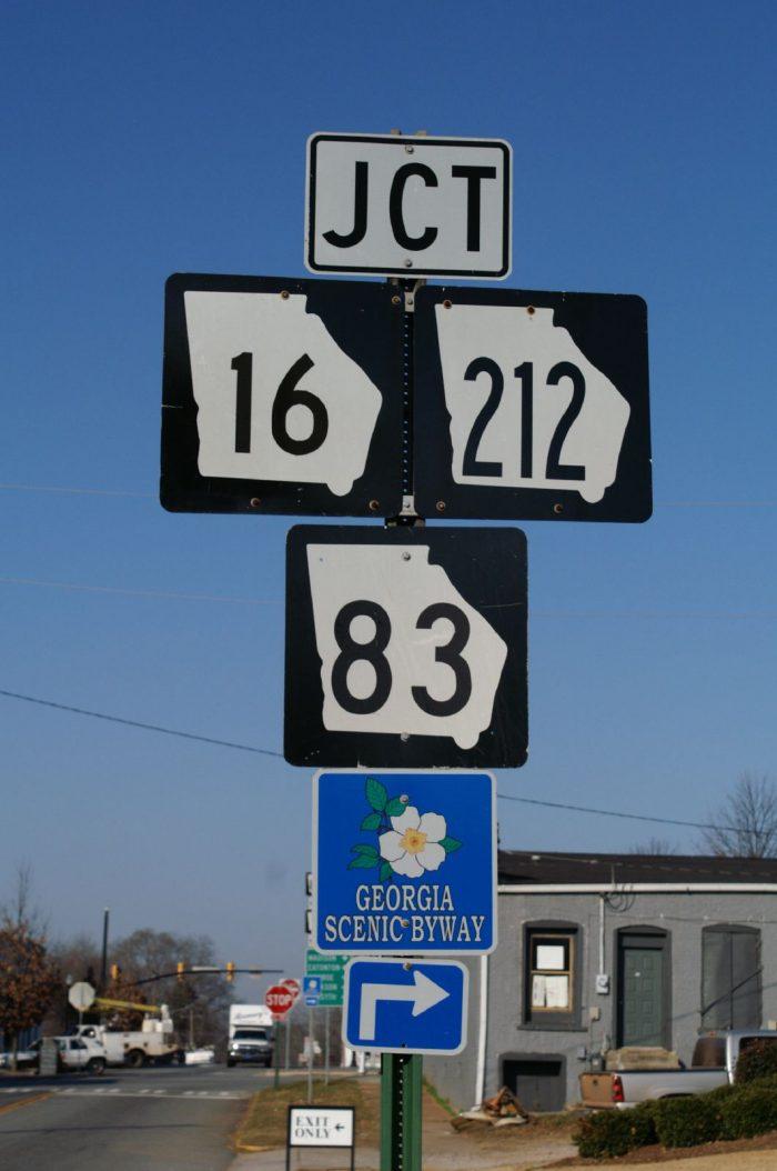 9. Monticello Crossroads Scenic Byway