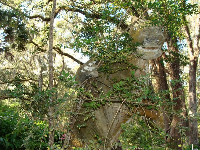 Florida 39 S Bongoland And The Dunlawton Sugar Mill Gardens