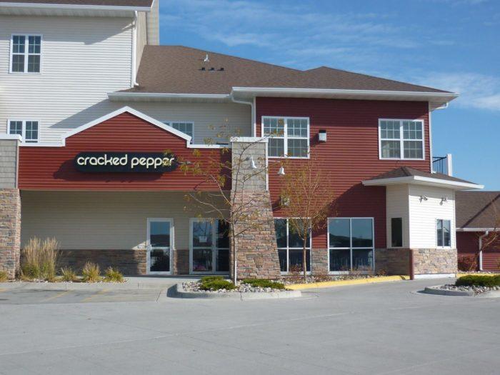 3. Cracked Pepper - Fargo