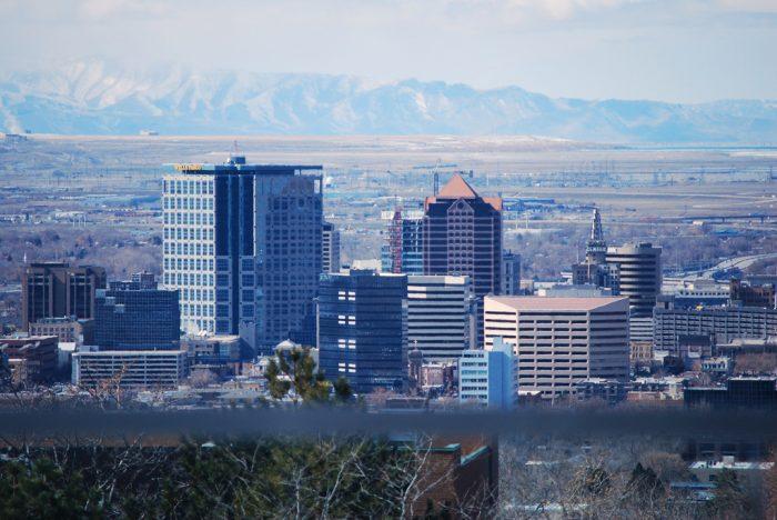 9. Salt Lake has plenty of jobs.