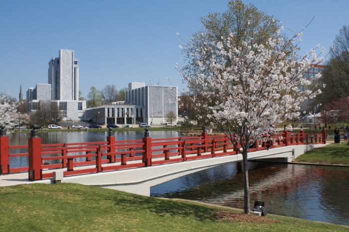 9. Alabama is home to several state and community parks.