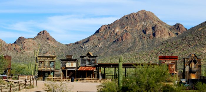 18 places to experience the old west in arizona. Black Bedroom Furniture Sets. Home Design Ideas