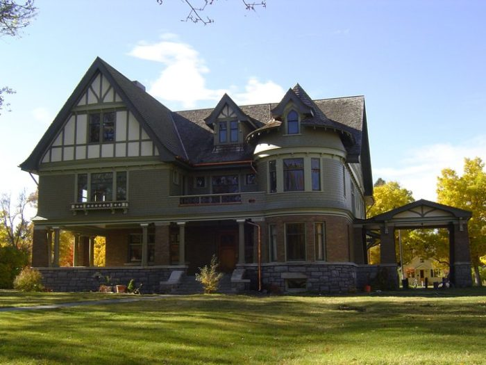 8. The Story Mansion, Bozeman
