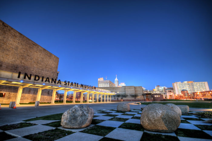 2. Find hands-on fun at the Indiana State Museum.