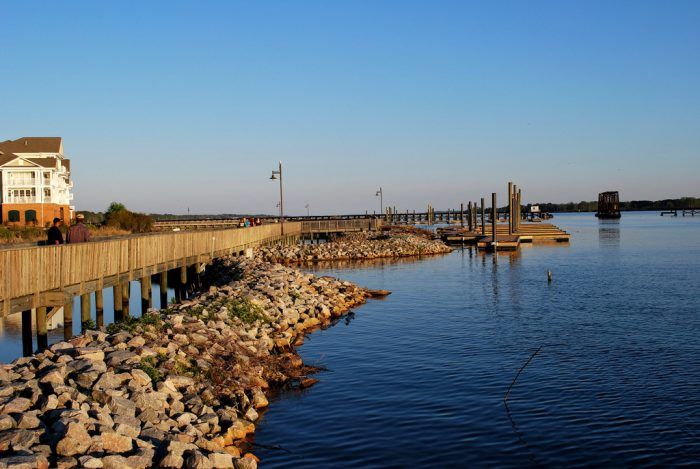 3. Pamlico Scenic Byway