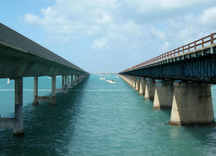 5. Overseas Highway, Florida Keys