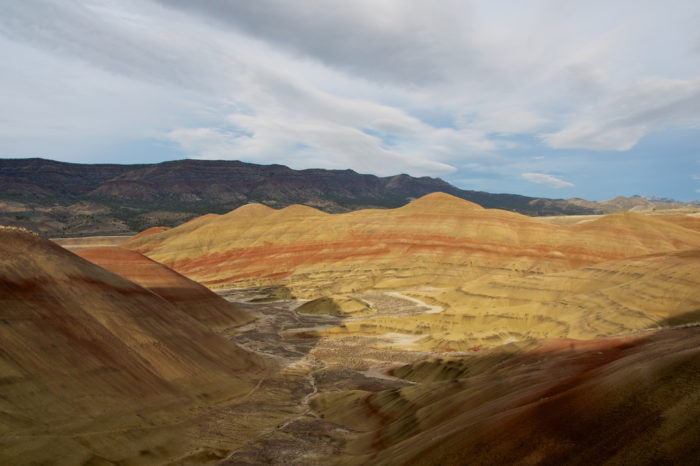 6. Painted Hills