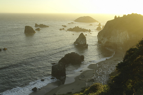 8. Pacific Coast Scenic Byway