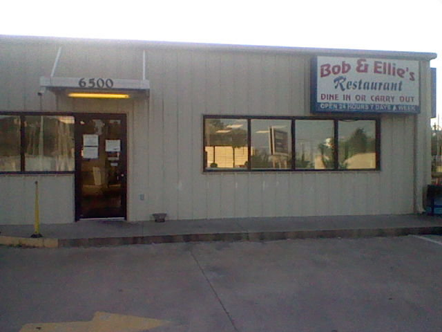 1. Bob and Ellie's (Fort Smith)