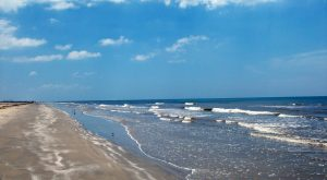 10 Little Known Beaches In Texas That'll Make Your Summer Unforgettable