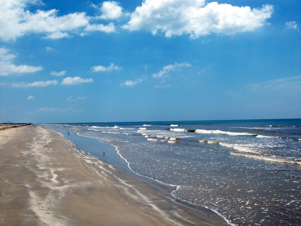 10 Beautiful, Little Known Beaches In Texas