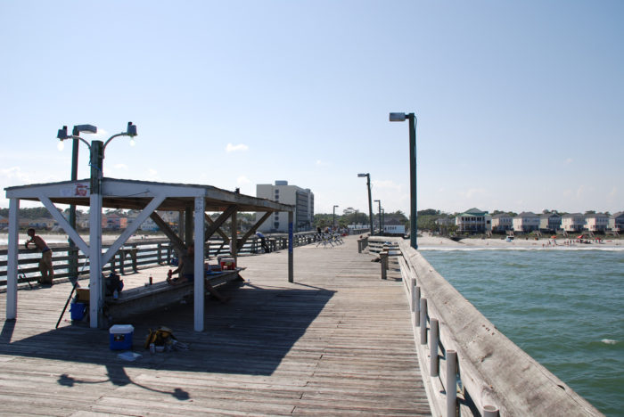 6. Surfside Beach Pier - Surfside Beach