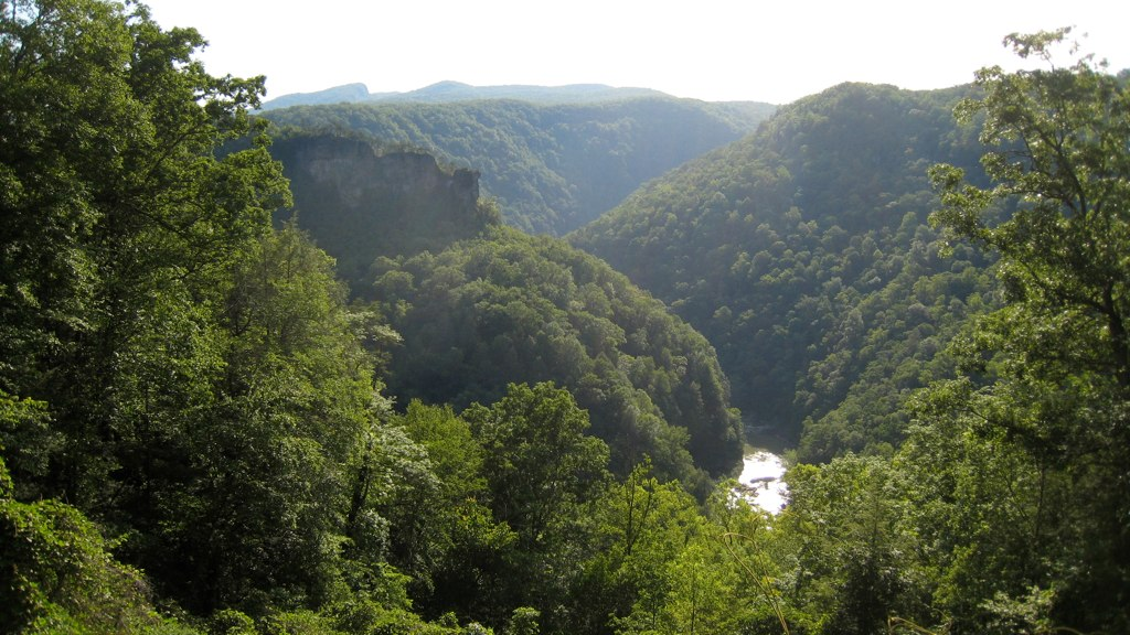The Grand Canyon Of The South Is In Virginia