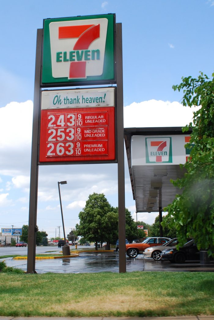 7. 7-eleven stores only started operating 24/7 after customers wouldn't stop coming in following a particularly crowded UT football game.