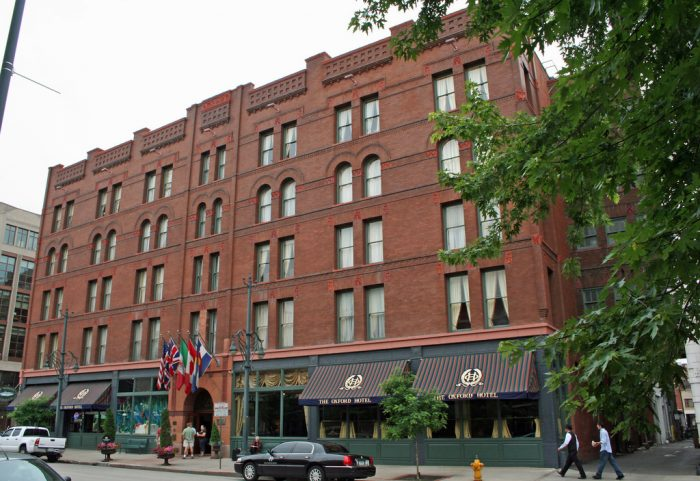 4. The Oxford Hotel