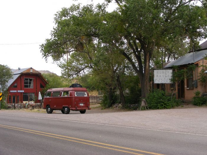 11. The town of Hillsboro