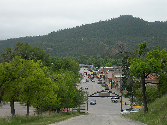 8. Charming small towns. We like the slower pace of life our small towns have to offer.