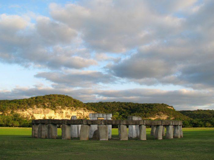 1. Stonehenge II (Ingram)