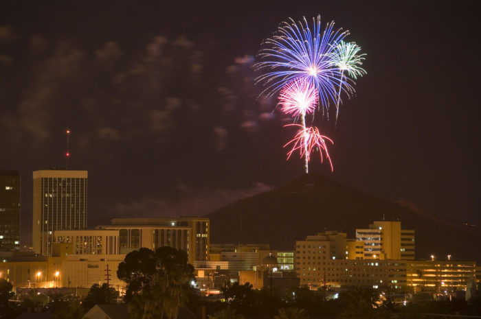 The Best Fireworks Displays In Arizona In 2016 – Cities ...