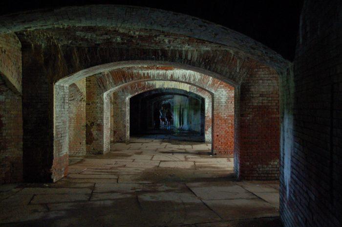 2. Fort Delaware