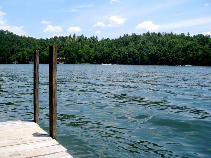 7. Lake Yonah