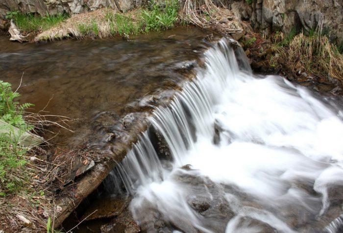 5. Thunderhead Falls