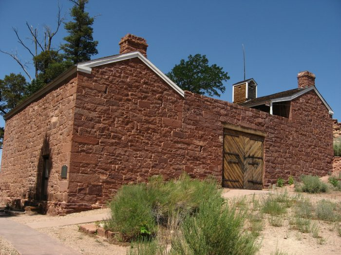 8. Pipe Spring National Monument