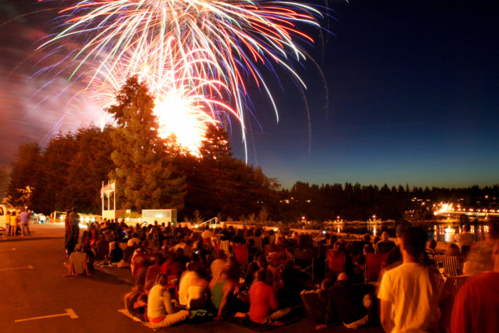 The Best Fireworks Displays In Washington In 2016 Cities Times Dates
