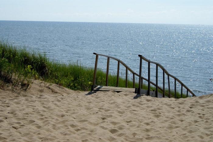 1. The beaches