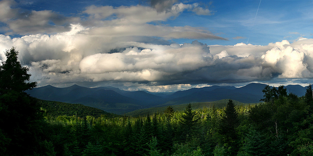 6. White Mountain Overlook, Woodstock