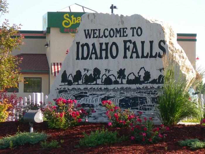 9. Idaho Falls