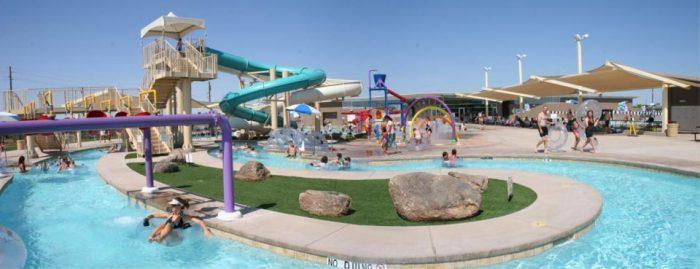 7. Mesquite Groves Aquatic Center, Chandler