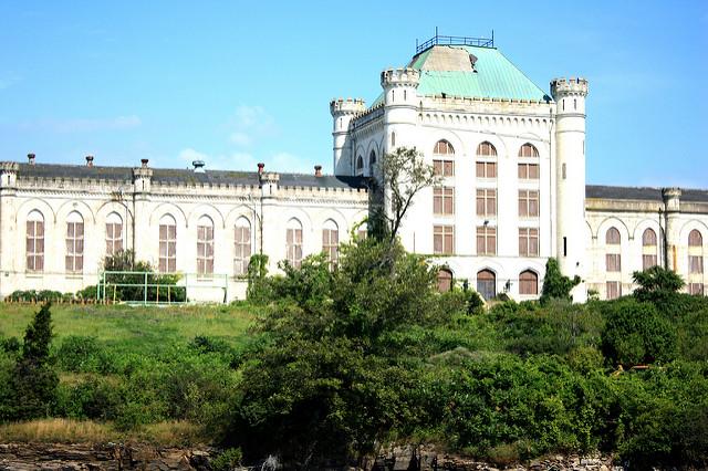 8. Former Navy Prison