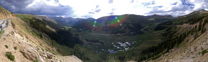 11. Independence Pass (Pitkin County)