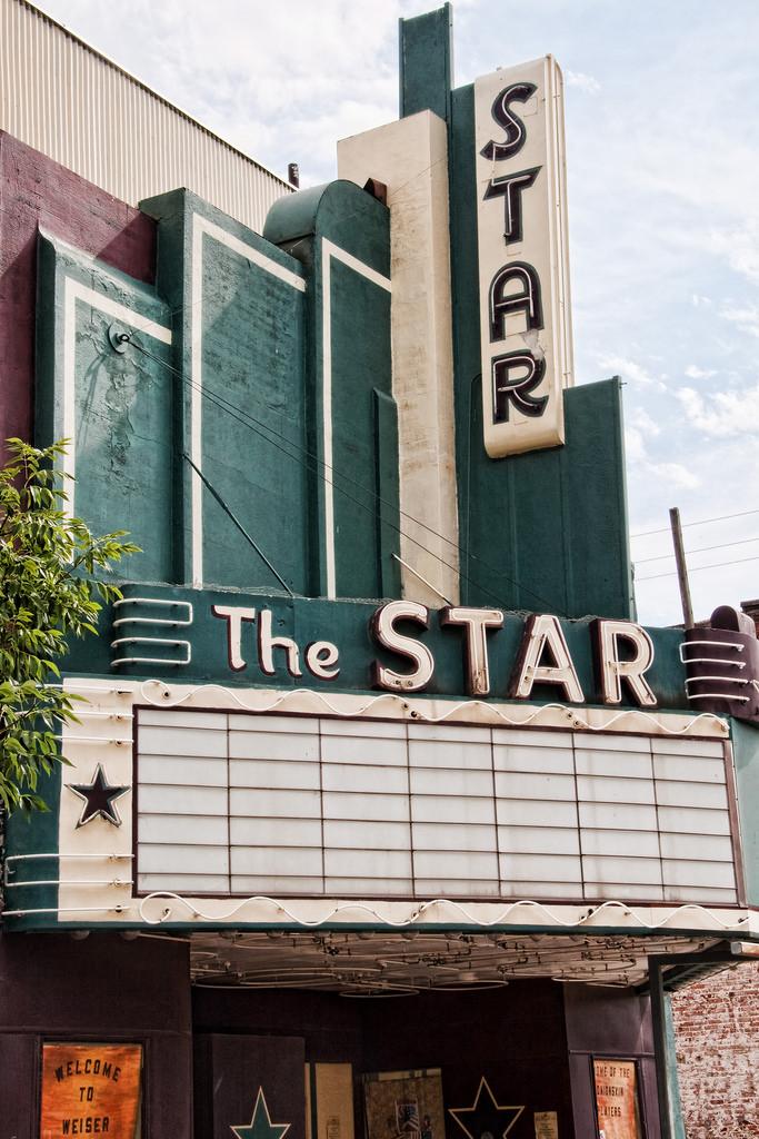 7. Star Theatre, Weiser