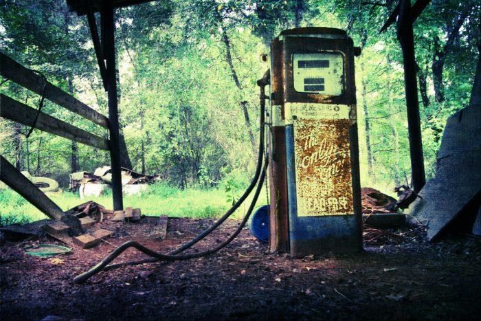 10. Panola Mountain Cemeteries & Abandoned Whiskey Stills