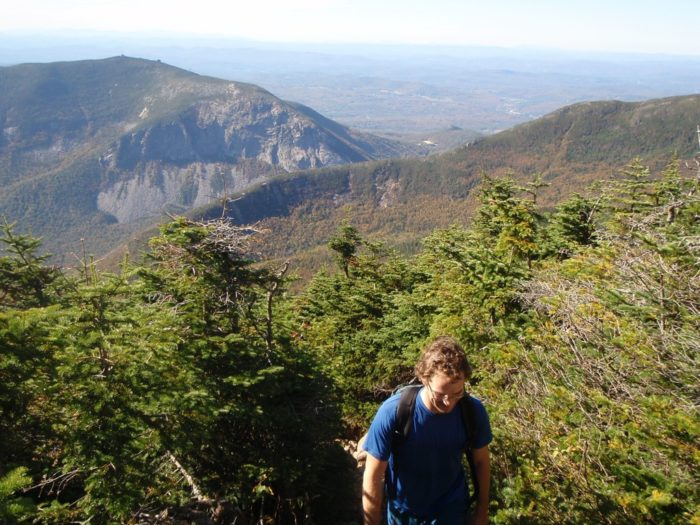 4. Haystack Mountain (Norfolk)